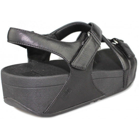 FITFLOP THE SKINNY SANDAL  NEGRO