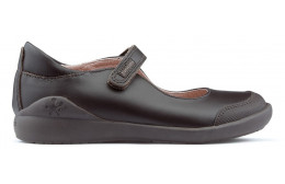 ZAPATOS BIOMECANICS COLEGIALES MARRON