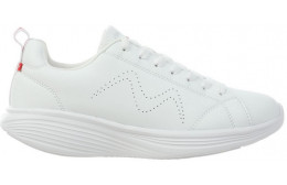 ZAPATOS DE MUJER MBT REN LACE UP W WHITE