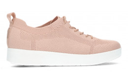 ZAPATILLAS FITFLOP RALLY TONAL KNIT BLUSH