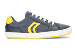 ZAPATILLAS GEOX GISLI J155CD NAVY