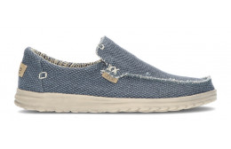 ZAPATOS DUDE MIKKA 150301 BRAIDED_DEEP_BLUE