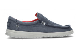 ZAPATOS DUDE MIKKA 150301 WASHED_NAVY