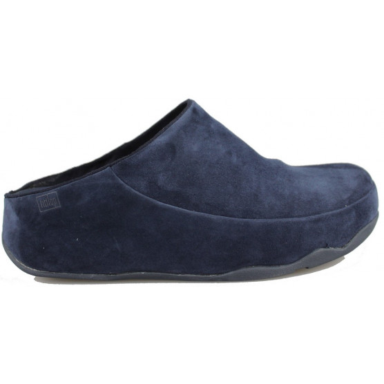 FITFLOP GOGH MOCC LEATHER  AZUL