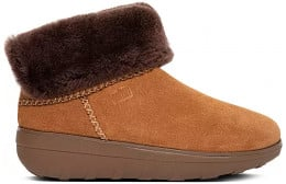 BOTINES FITFLOP MUKLUK SHORTY Y88 NUT