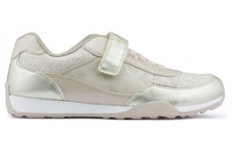 ZAPATILLAS GEOX JOCKER PLUS GIRL BEIGE