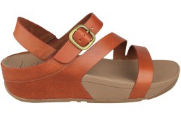 FITFLOP THE SKINNY SANDAL HEBILLA TAN