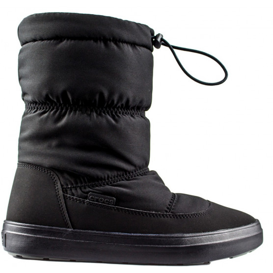 CROCS LODGEPOINT PULL-ON BOOT W NEGRO