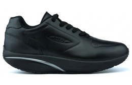 ZAPATILLAS MBT 1997 LEATHER WINTER UNISEX BLACK NAPPA