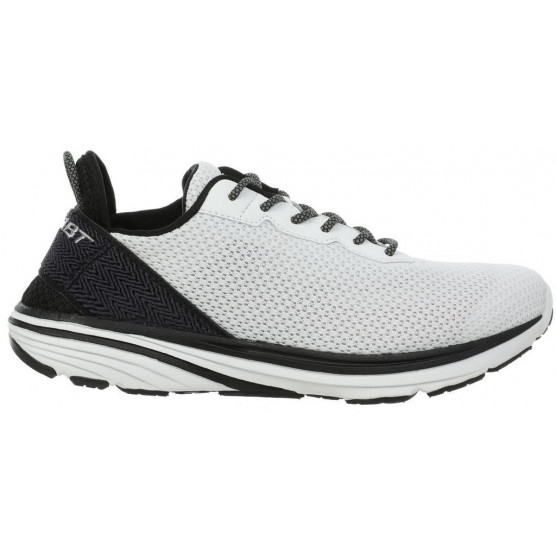 ZAPATILLAS PARA MUJER MBT GADI LACE UP W BLACK_WHITE