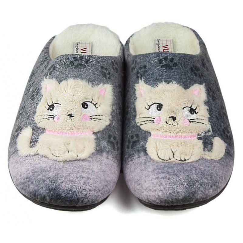 Llega el frio zapatillas para ir por casa lalqueria - Zapatillas para casa ...